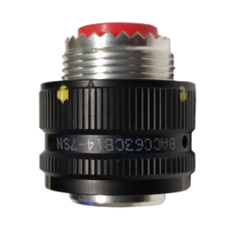Circular Connector BACC63CB22-32SNH BACC63CB22-32SNH Contacts Not Supplied Straight Plug 32 Contacts BACC63 Series Crimp Socket