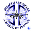 Stealth Aerospace Logo